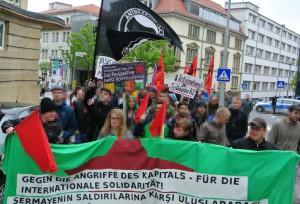 Die Demonstration 4