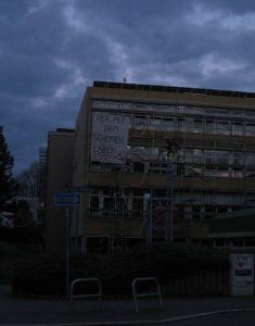 Transpi Gewerbeschule